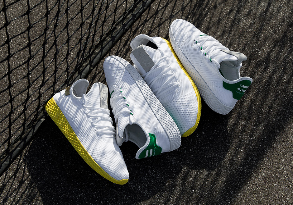 Pharrell Williams Tennis Hu by Adidas