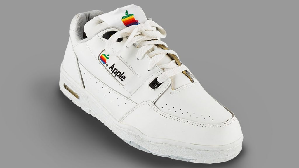 90's Apple Sneakers Being Auctioned for $15,000
