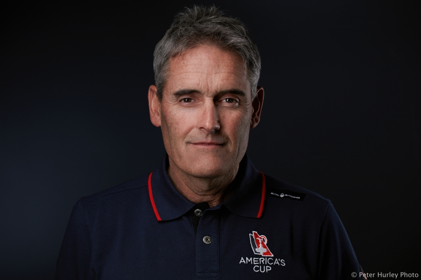 Sir Russell Coutts Reflects On The 35th America's Cup