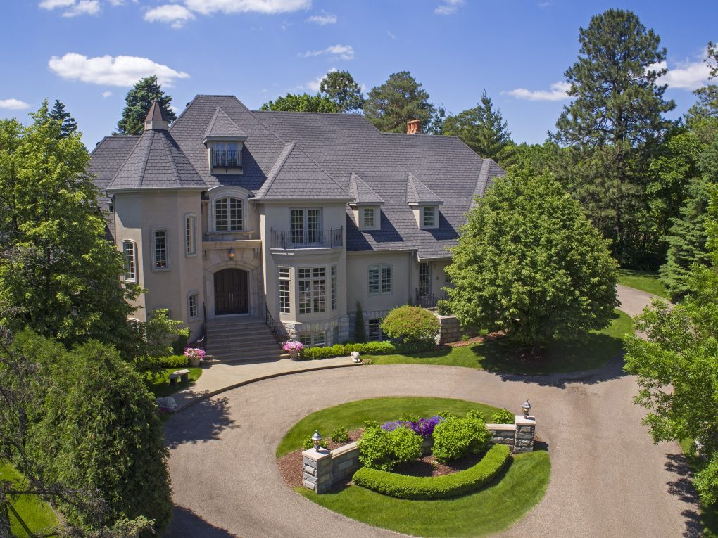 Daily Dream Home: Chateau Edina