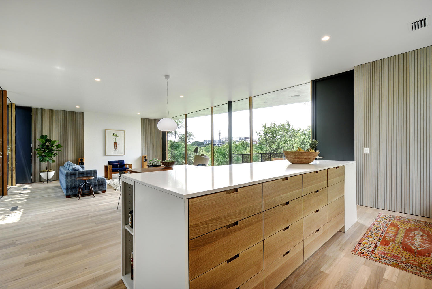 Daily dream home south fifth street for Kitchen design 60035
