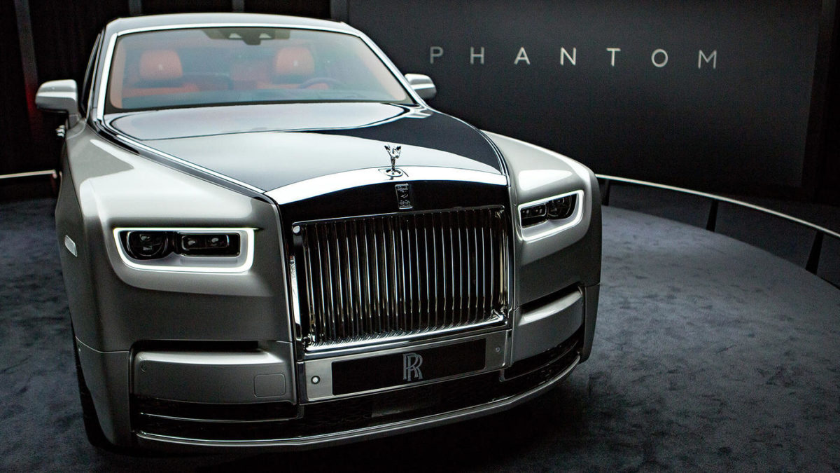 Introducing the New Rolls-Royce Phantom VIII