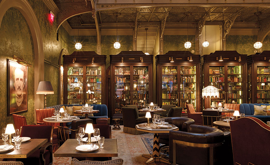 The 8 Hottest Hotels In New York