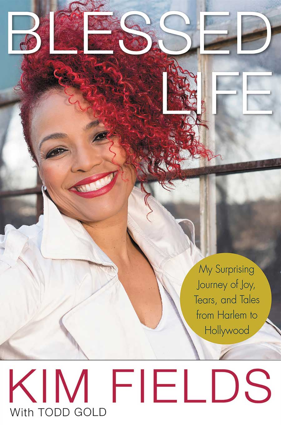 Kim Fields Blessed Life