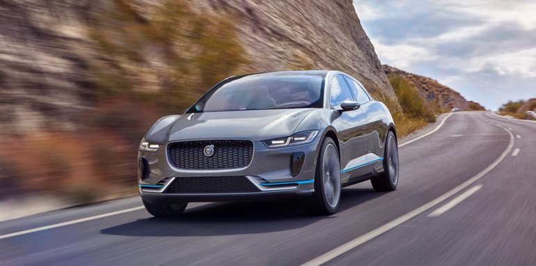 Electric Jaguar XJ Coming In 2019?