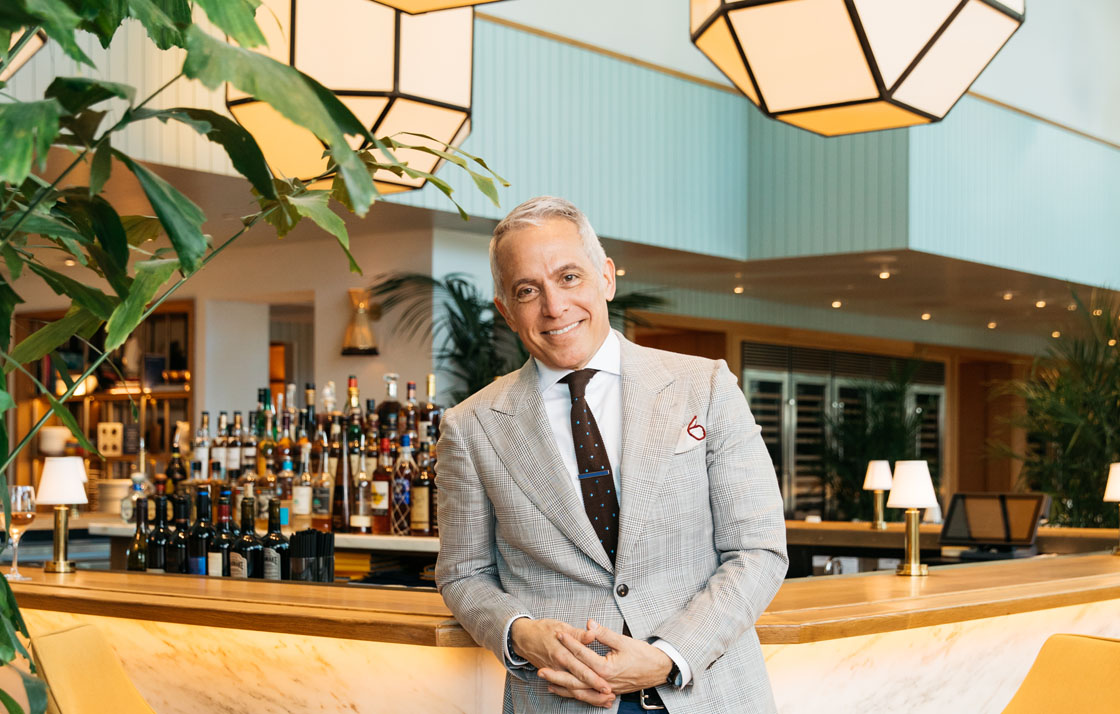 The Overhead Compartment with Geoffrey Zakarian