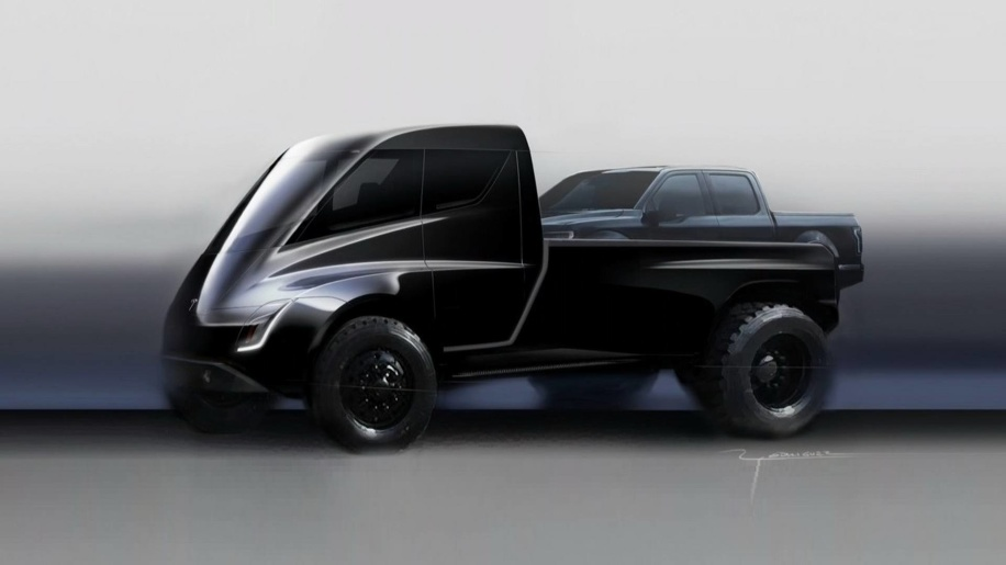 Tesla Electric Pickup