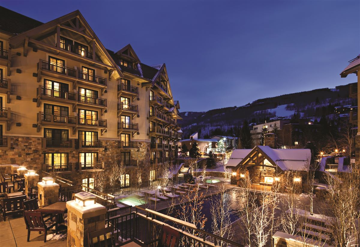 Daily Dream Home: Four Seasons Vail
