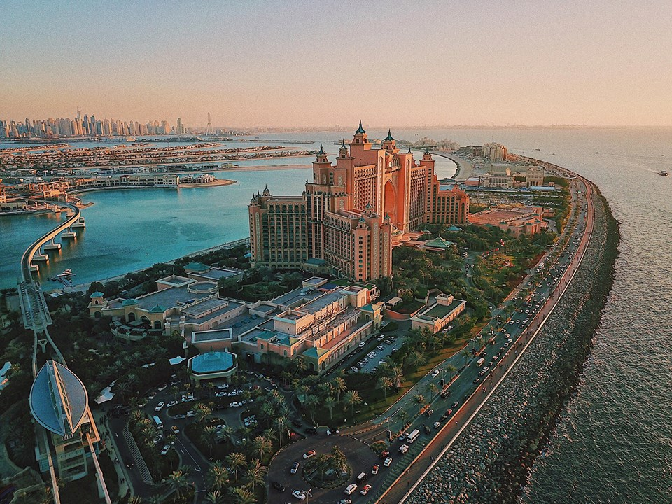 Atlantis, The Palm In Dubai Opens First Social Media Suite
