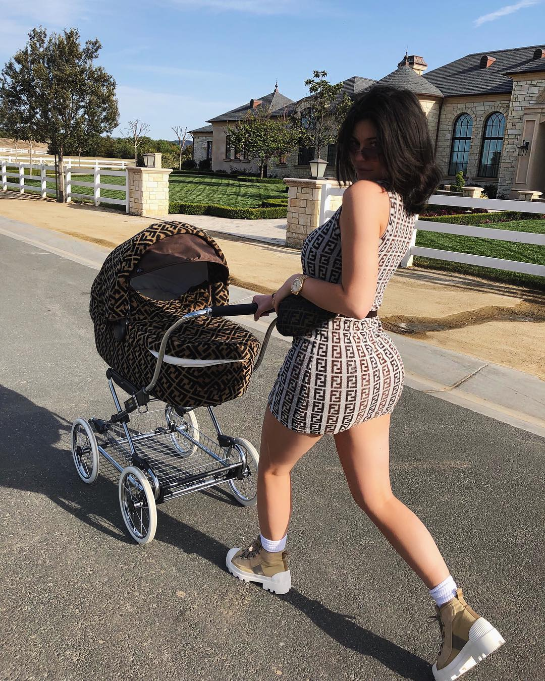 Baby strollers that look like cars 10