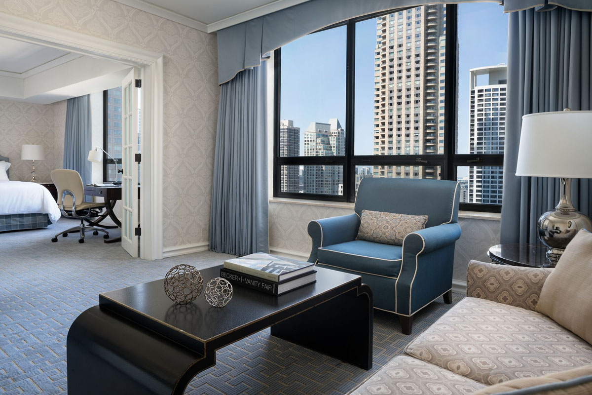 Ritz-Carlton Chicago Review