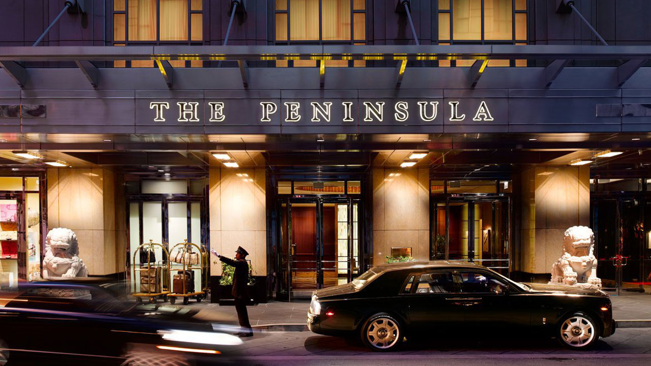 The Peninsula-Chicago Review