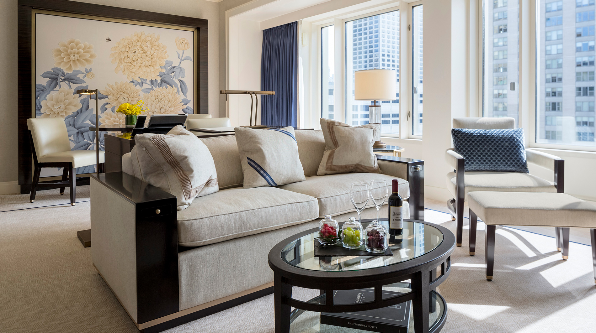 The Peninsula Chicago Review