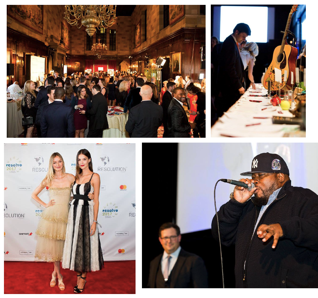 Charity Spotlight: The 9th Annual Resolve Gala is Happening October 11th in NYC