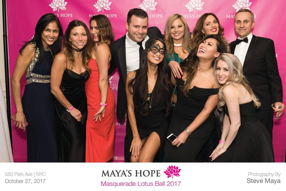 Charity Spotlight: Maya's Hope 7th Annual Lotus Ball October 26th, 2018