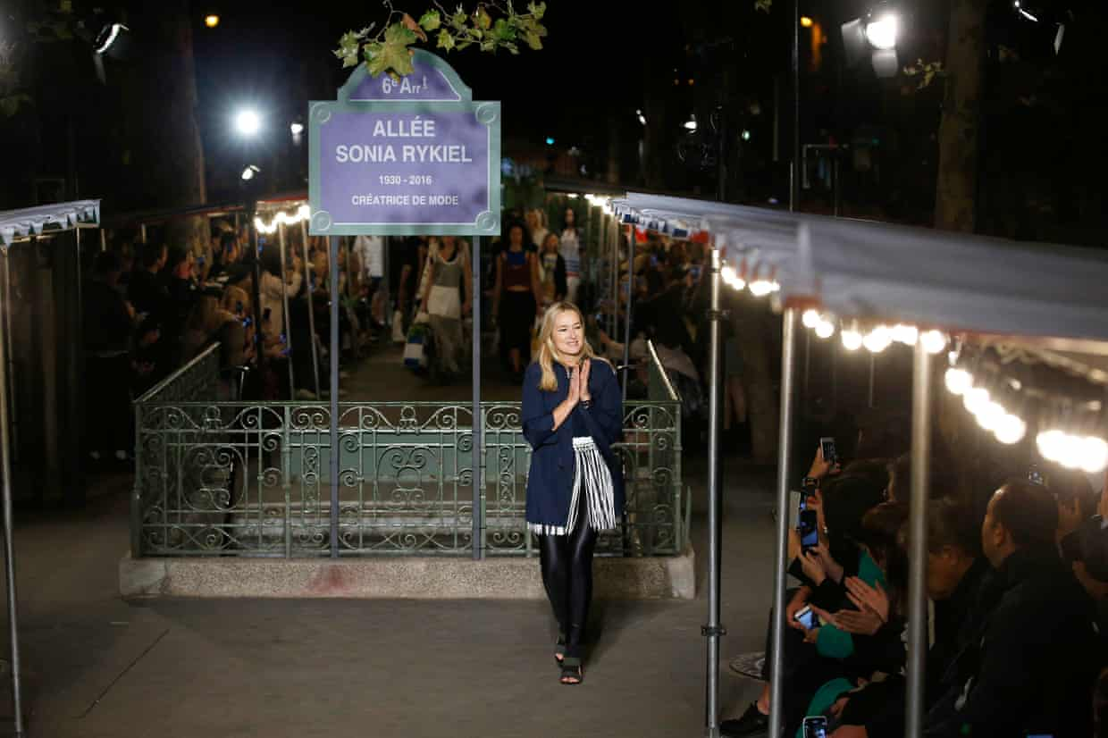 Allee Sonia Rykiel: First Paris Street Named After A Fashion Designer