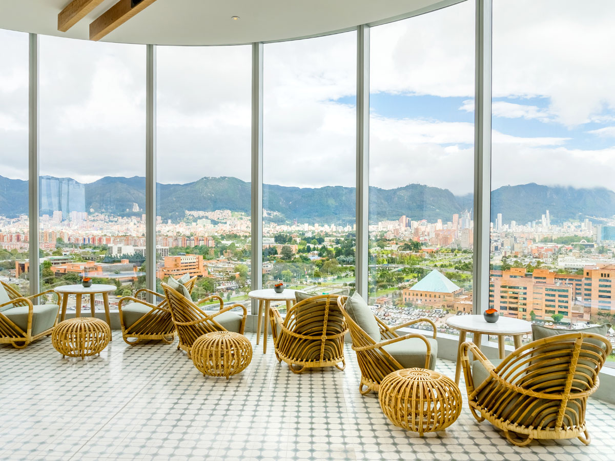 Bogotá Reimagined - First Look at Grand Hyatt Bogotá