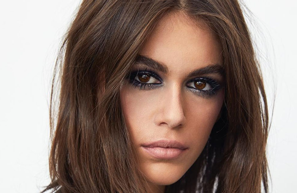 Kaia Gerber For YSL Beauté