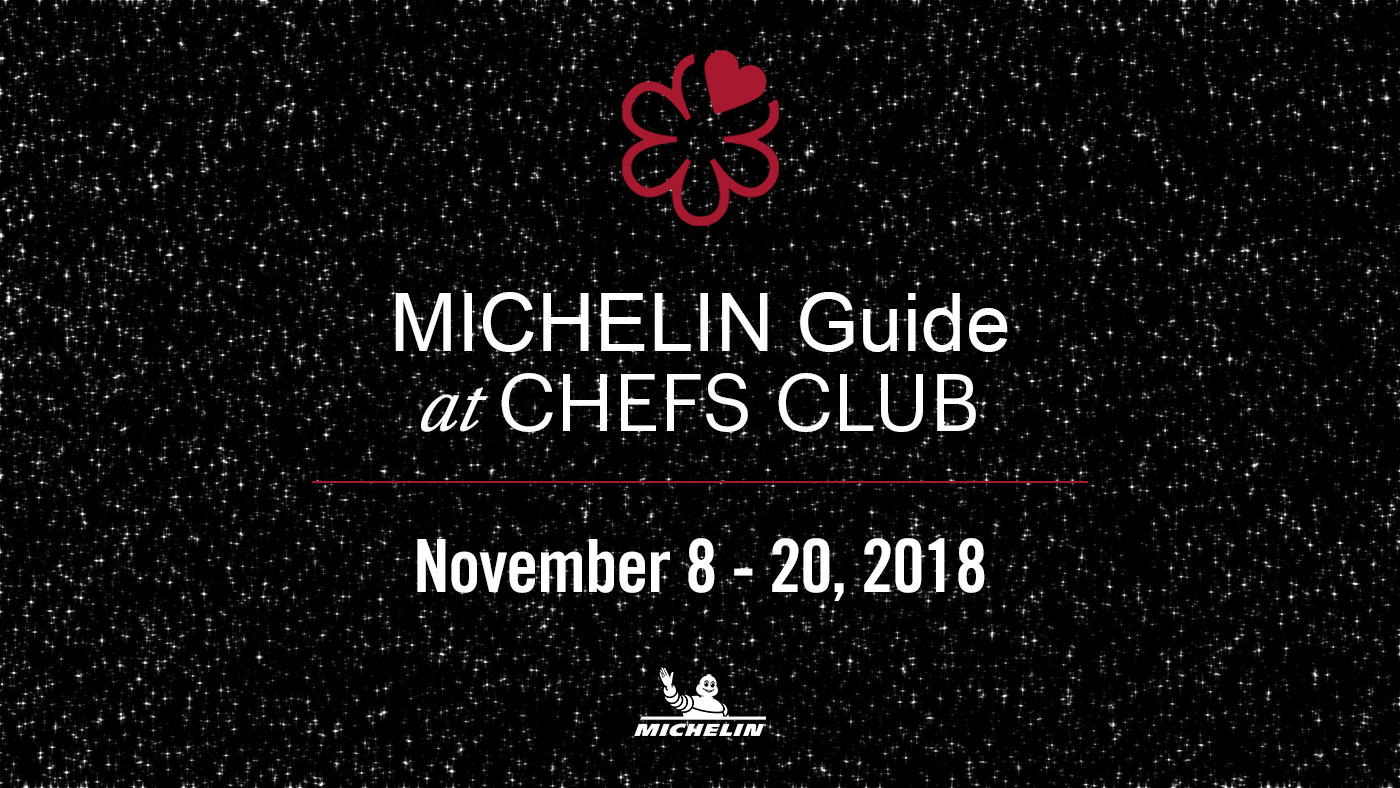 Michelin Guide at Chefs Club