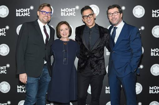 Charity Spotlight: Montblanc Arts Patronage Awards