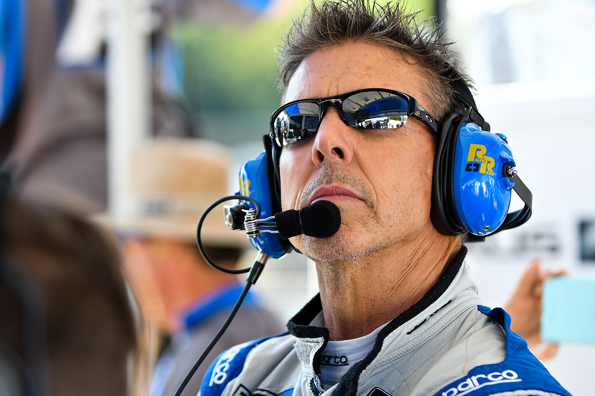 The Overhead Compartment with Scott Pruett