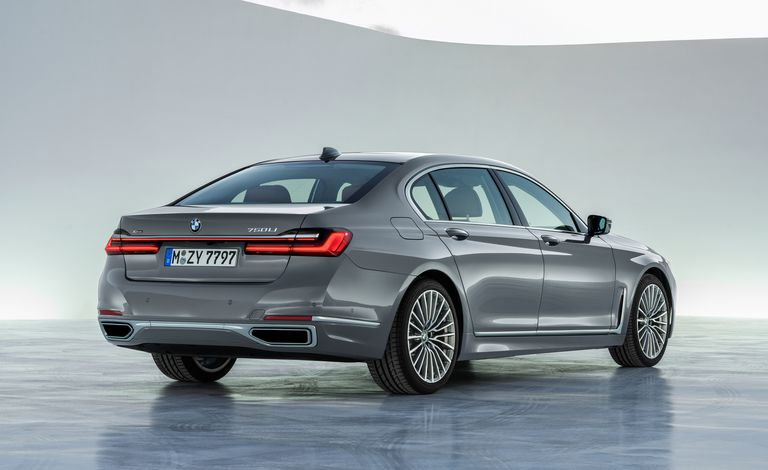 BMW Unveils 2020 7 Series