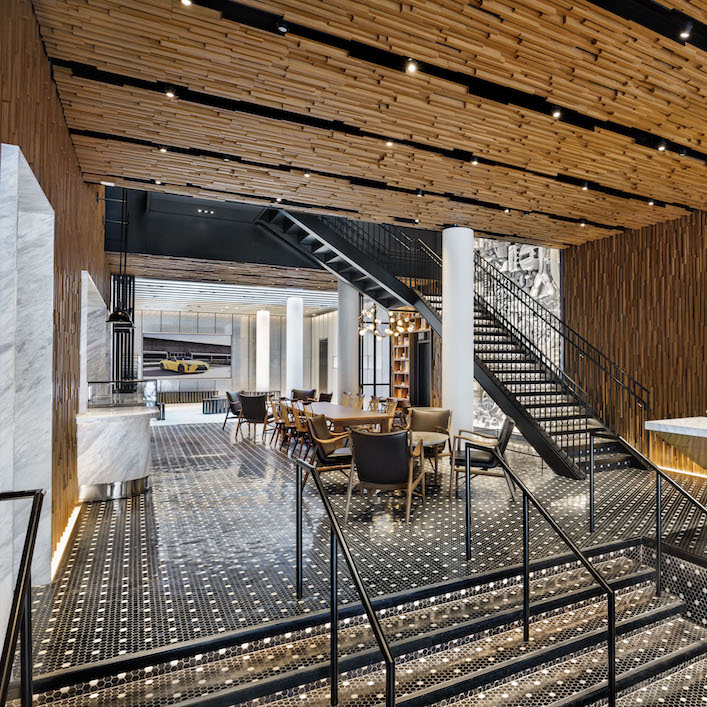 INTERSECT by Lexus Opens in NYC