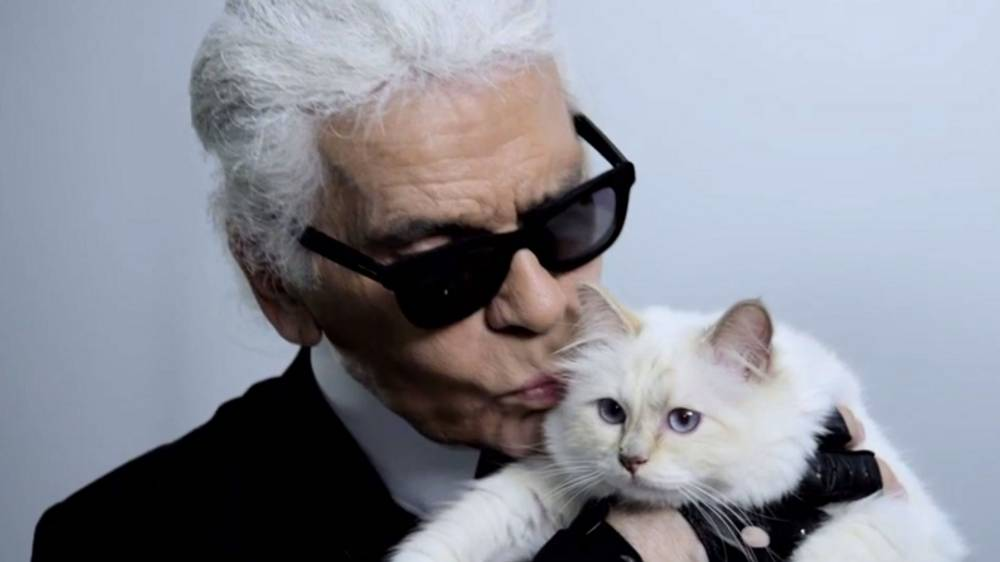 Could Karl Lagerfeld's famous cat Choupette inherit part of $270 million fortune?