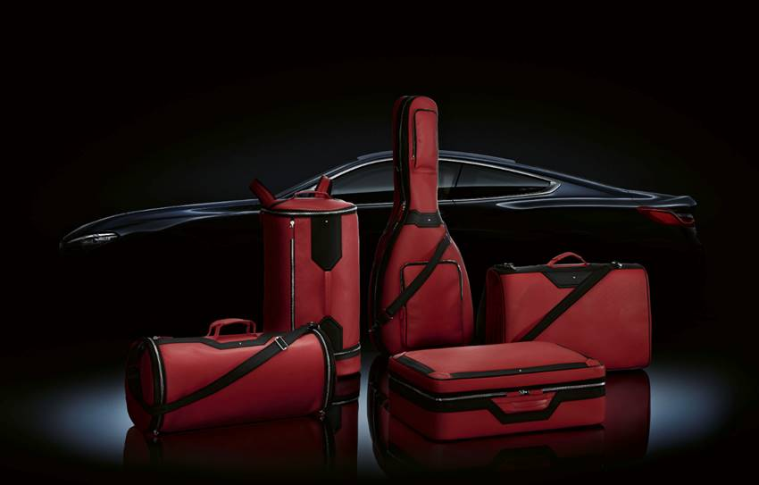 Montblanc x BMW Limited Edition Luggage Released