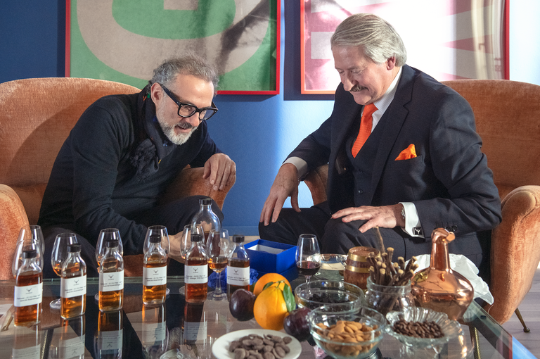 The Dalmore To Collaborate With Chef Massimo Bottura For The Dalmore L'Anima