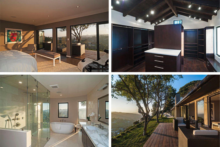 Chris Evans' Los Angeles House