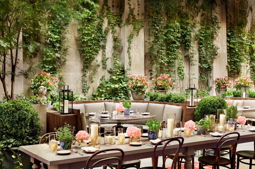 The Best Al Fresco Dining in NYC This Spring