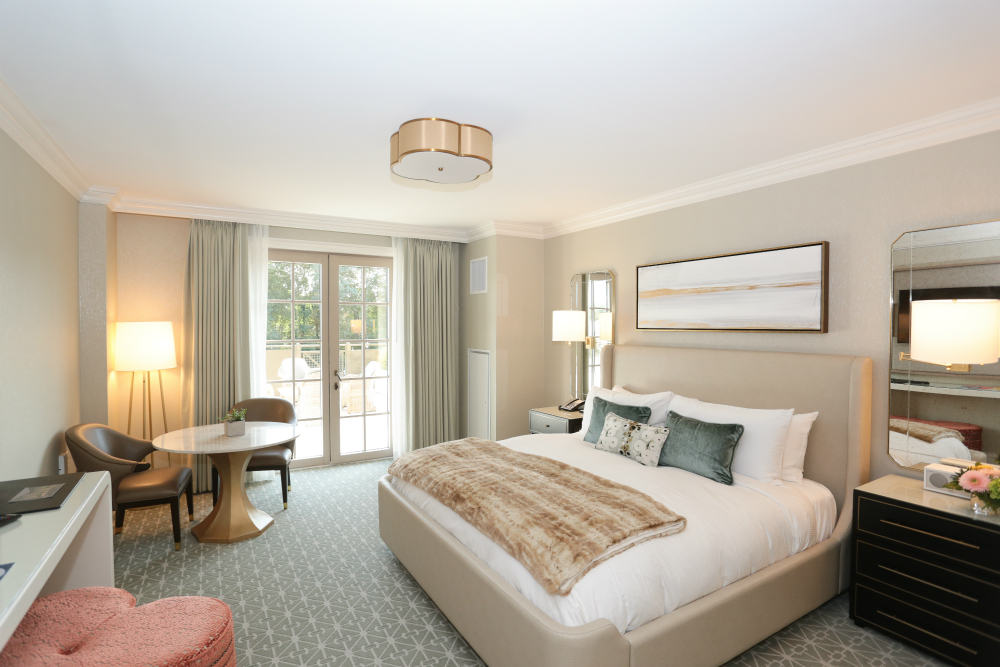 Luxe Weekend Getaways: DELAMAR West Hartford