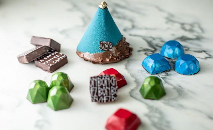 Fontainebleau Miami Beach Launches Exclusive Sapphire Noir Chocolates