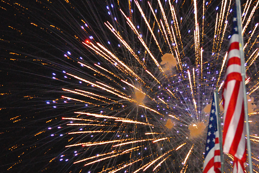You'll Never Believe Which American Town Boasts the Best July Fireworks