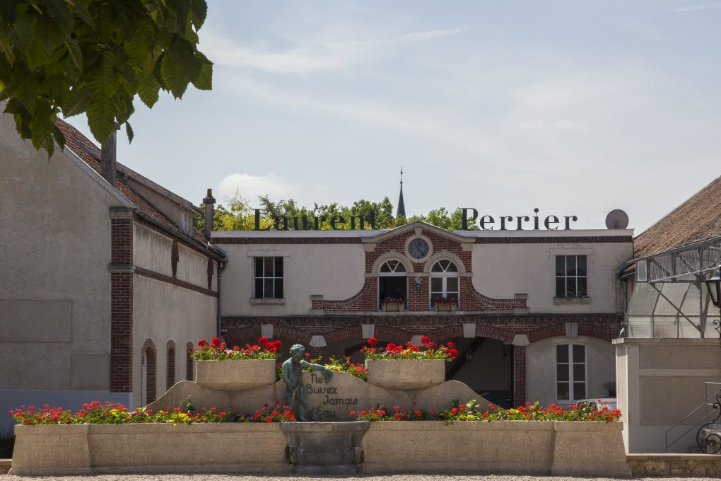 Champagne Laurent-Perrier is both the largest female-run house and the largest family-run house in all of Champagne, as well as being the fifth largest (internationally) of the more than 5,000 houses that currently produce champagne.