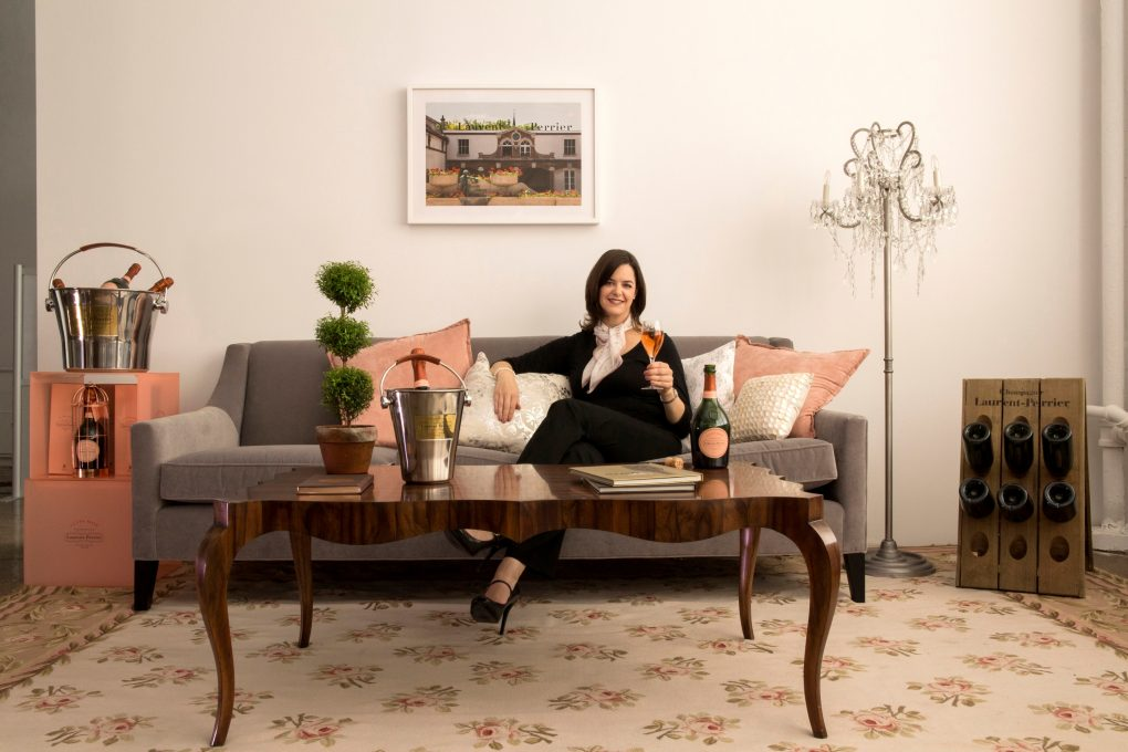 Michelle DeFeo, President of Laurent Perrier U.S.