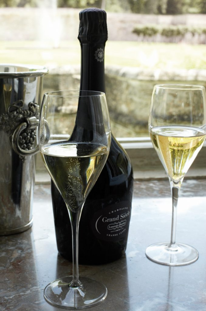 The company's prestigious cuvée Grand Siècle, which is bound to be highly prized among collectors, will now be numbered according to their blends. ©Champagne-Laurent-Perrier.