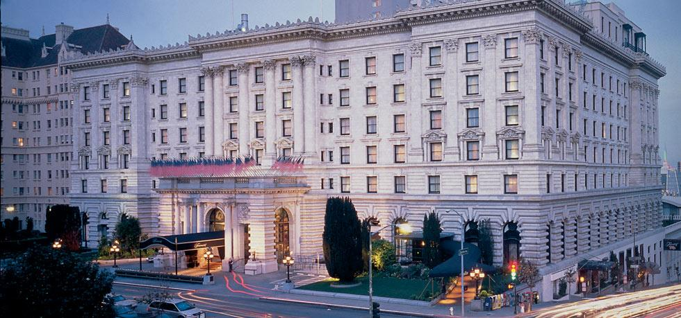 The Luxurious History of the Fairmont Hotels