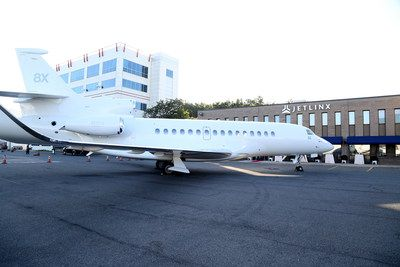 Grand Opening of Jet Linx Terminal at Teterboro