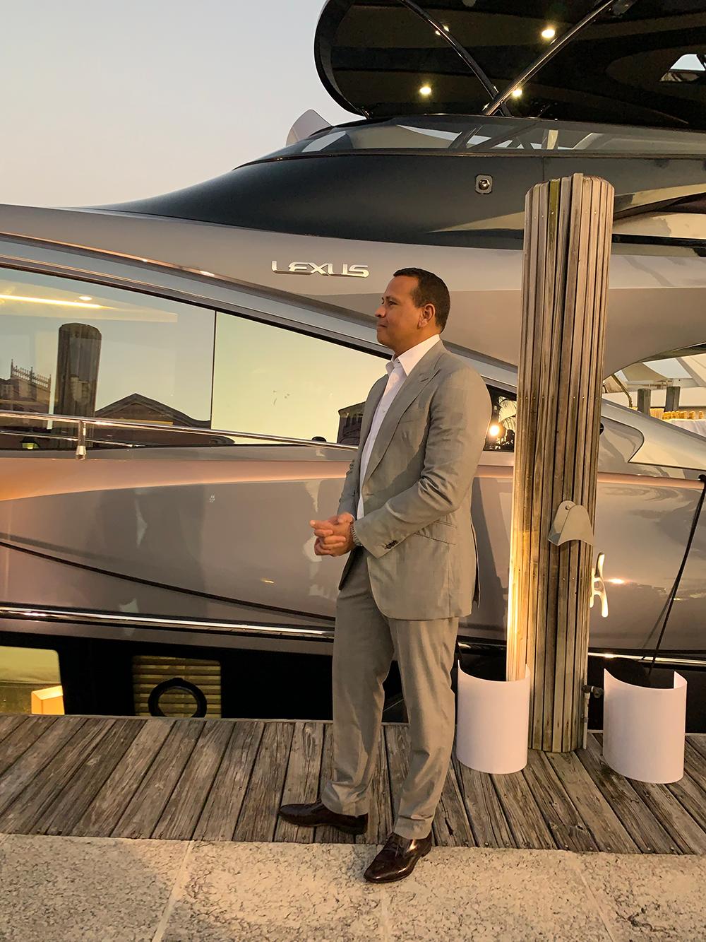 Arod Lexus LY 650 Yacht