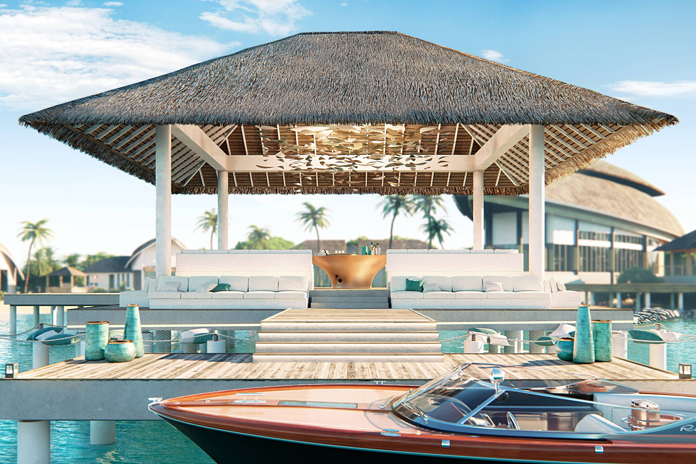 JW Marriott Maldives Resort and Spa