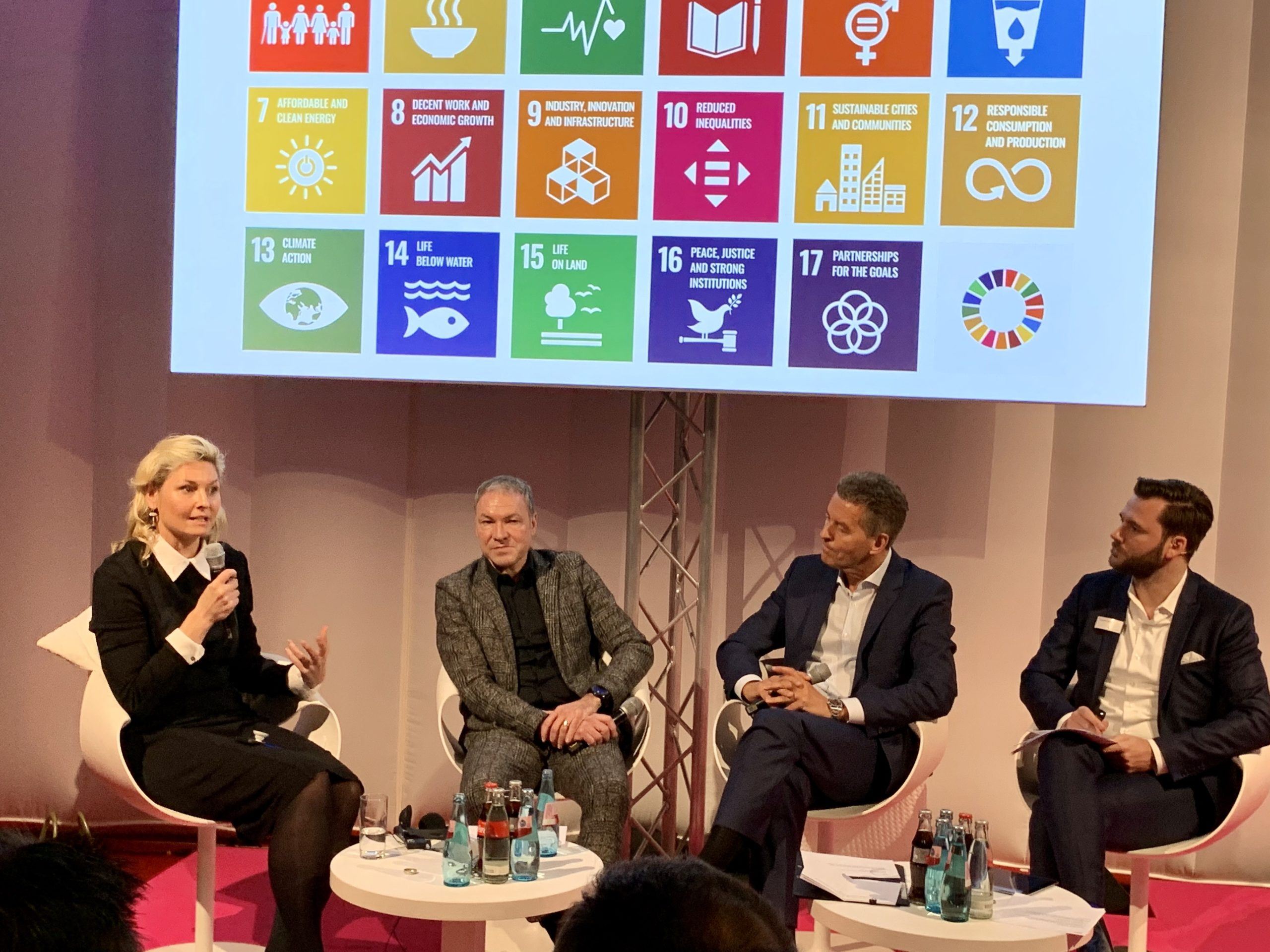 Heimtextil and the United Nations
