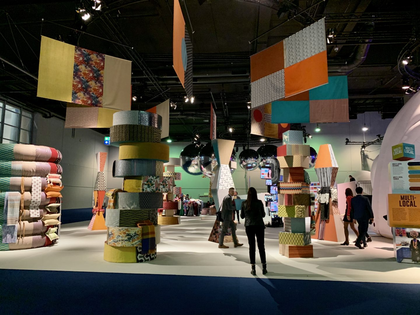 Heimtextil Launches Innovative New Trends In Interior Textile Design