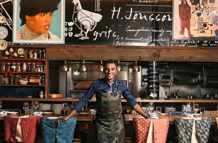 Marcus Samuelsson x Lyaness Collaboration One Night Only