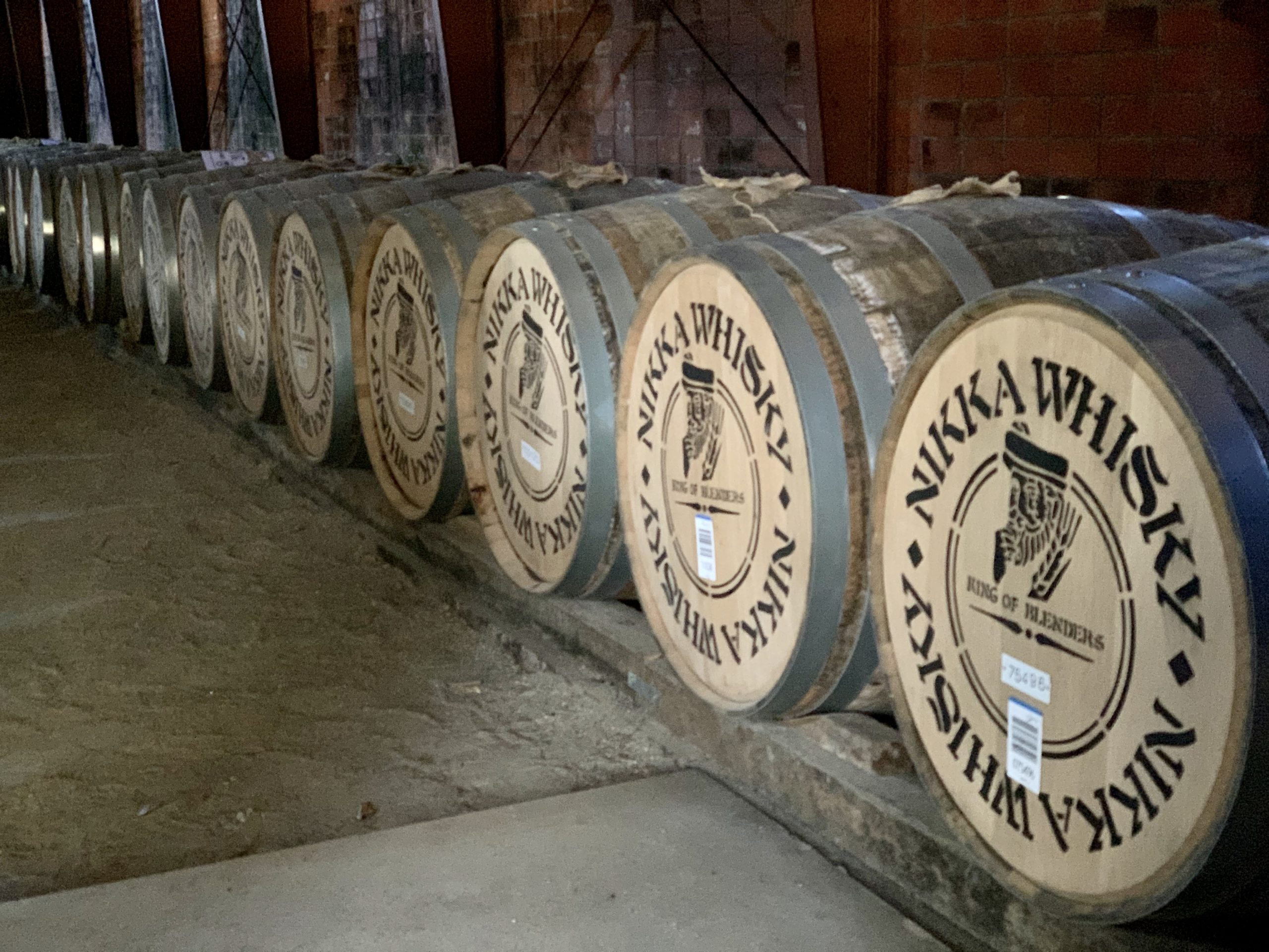 One of the top manufacturers in the country is award-winning Nikka Whisky, which offers tours and tastings to the public. Photo by Carrie Coolidge