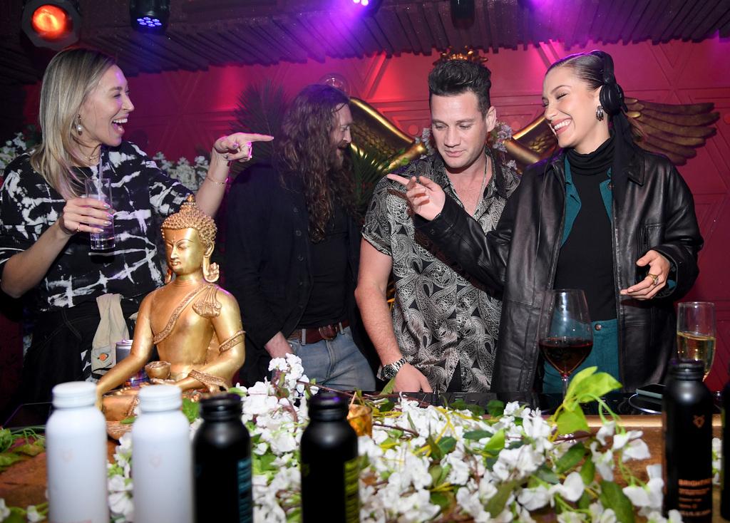 Alana Hadid's Fashion Line La Detresse Celebrates NYFW