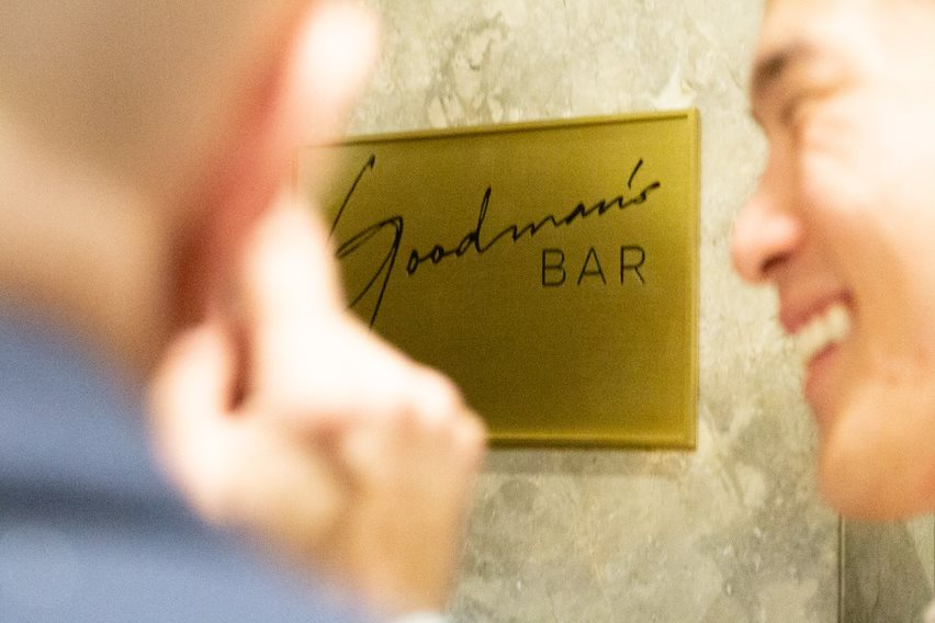 Bergdorf Goodman Celebrates the Grand Opening of Goodman's Bar in NYC