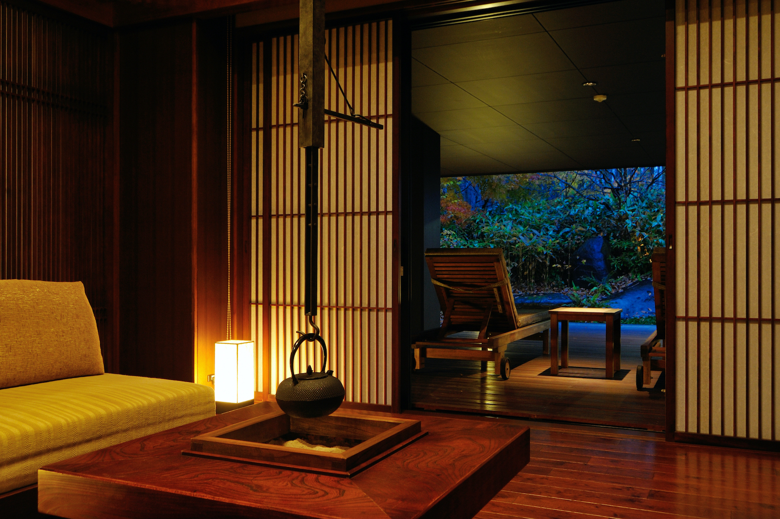 The Presidential Suite at Chikusenso Mt. Zao Onsen Resort & Spa