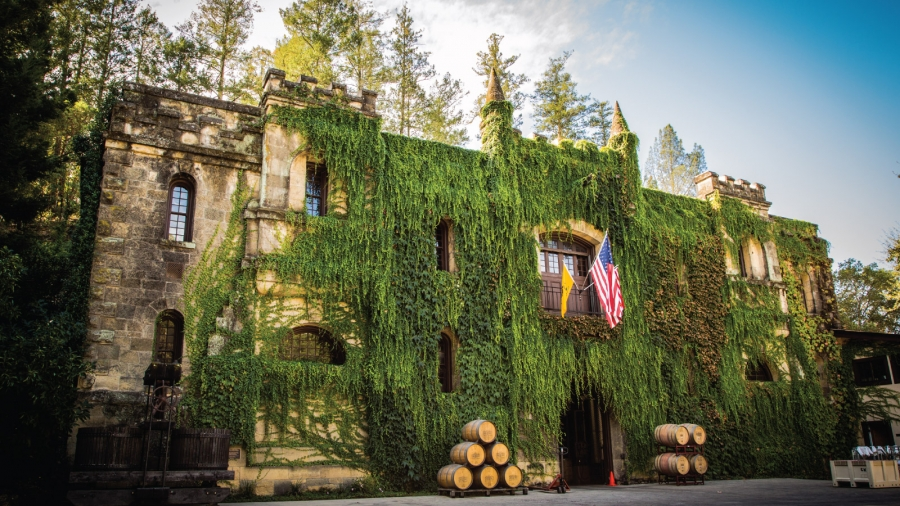 Chateau Montelena Offers Virtual Wine Tasting